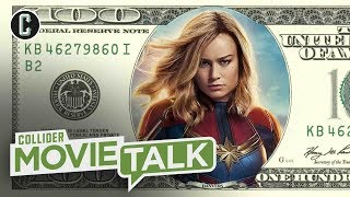 Captain Marvel Box Office Predictions at $140 Million+ Opening Weekend - Movie Talk