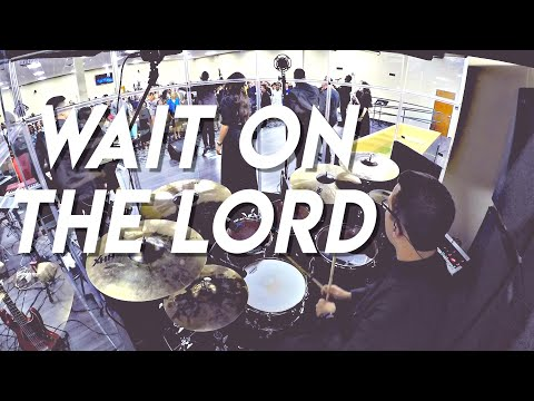 Wait on the Lord // James Wilson (feat. Brooke Staten) // Songs For The Church Mp3