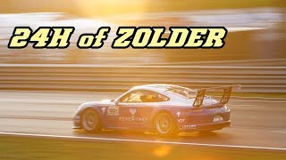 24h of Zolder 2017 race (Huracan ST, 991 cup, M235i V8, RXC, ...)