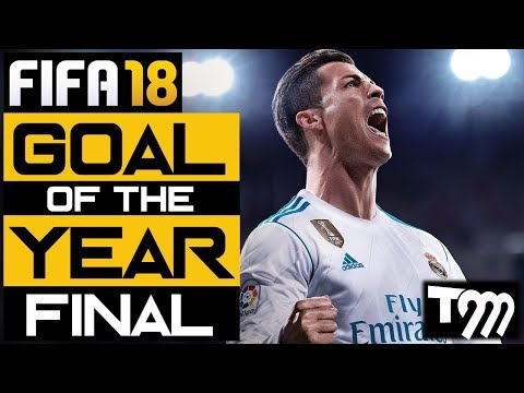 Fifa 18 - GOAL OF THE YEAR - FINAL!!!