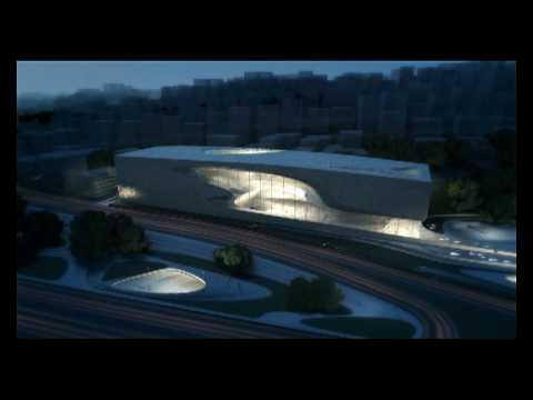 King Abdullah II House of Culture & Arts
