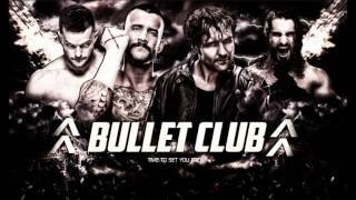2016: Bullet Club 1st & New Custom WWE Theme Song