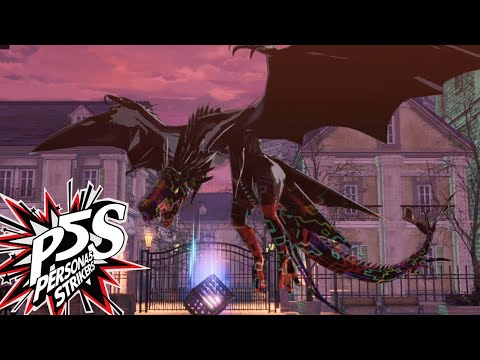 vs Seth (Persona 5 Strikers) |