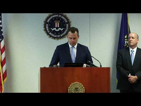 Full press conference: FBI announces arrest of man accused of plotting Cleveland terrorist attack
