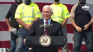 Vice President Pence Delivers Remarks at A Stronger American Workforce
