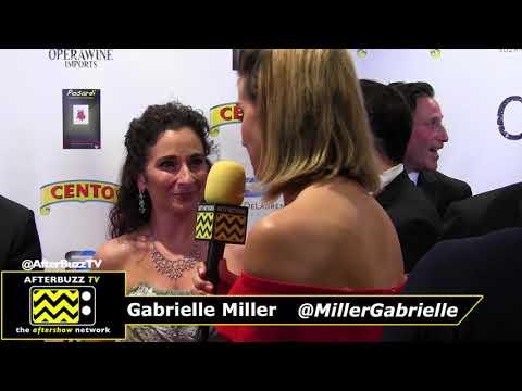 Suzanne DeLaurentiis Gala - Interview with Gabrielle Miller