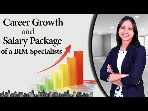 CAREER GROWTH & SALARY PACKAGE OF BIM MODELLER