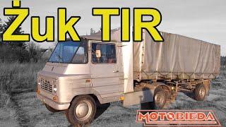 Żuk TIR - jedyny jaki istnieje - MotoBieda