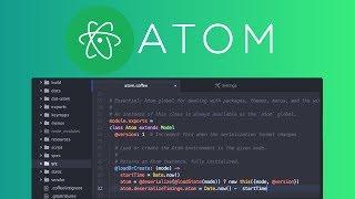 Atom, Editor de Código Open Source