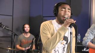 Childish Gambino - Heartbeat (Last.fm Sessions)