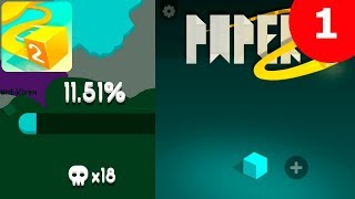 Paper.io 2 Tap Gameplay #001 - BEST ANDROID GAMES by GplayG