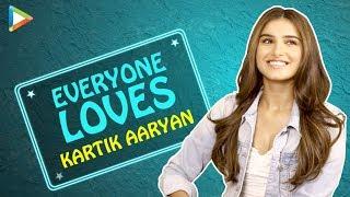 Tara Sutaria: Everyone LOVES Kartik Aaryan | Siddharth As Neighbour | Varun Dhawan | Tiger Shroff