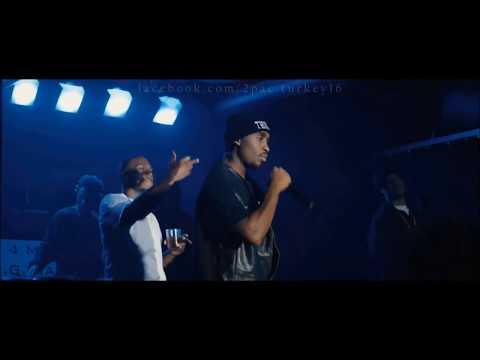 ''All Eyez On Me'' Biggie ve Tupac Sahnesi (Türkçe Altyazılı)