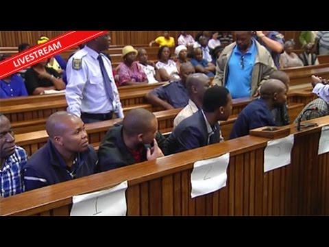 8 policemen convicted of dragging and killing Mido Macia sentencing