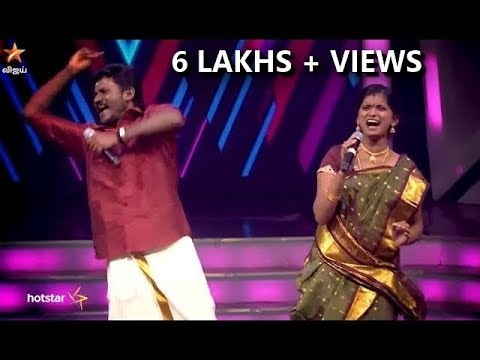 Super Singer 24/02/2018 Senthil Performance | He made every one to cry with his performance