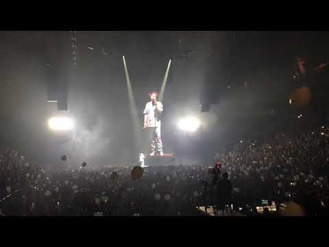 Post Malone at Barclays Center 12/29/2018