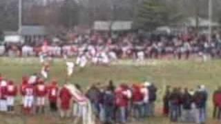 Kirkwood Football vs. Webster Groves -- 22Nov2007