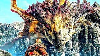 GOD OF WAR 4 - KRATOS VS DRAGÃO