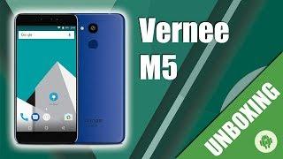 Unboxing Vernee M5 en español (Precioso y barato)