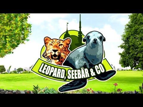 Special - Leopard, Seebär und Co - Wild & winzig! - Tierbabys bei Hagenbeck[ HD ]