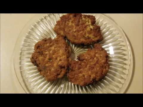 Gran's Salmon Croquettes (Salmon Patties)