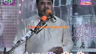zakir nasir abbas notak 2013-14 yadgar majlis bibi sakina 8th Zilhaj Gulan Khail Mainwali Part 1