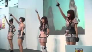 2012.08.25 祝創刊20周年ヤングアニマル20祭 AeLL. / ハリケーンガール ...