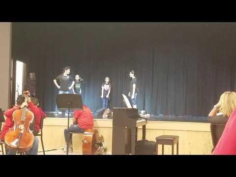 Vista Ridge Middle School Theater
