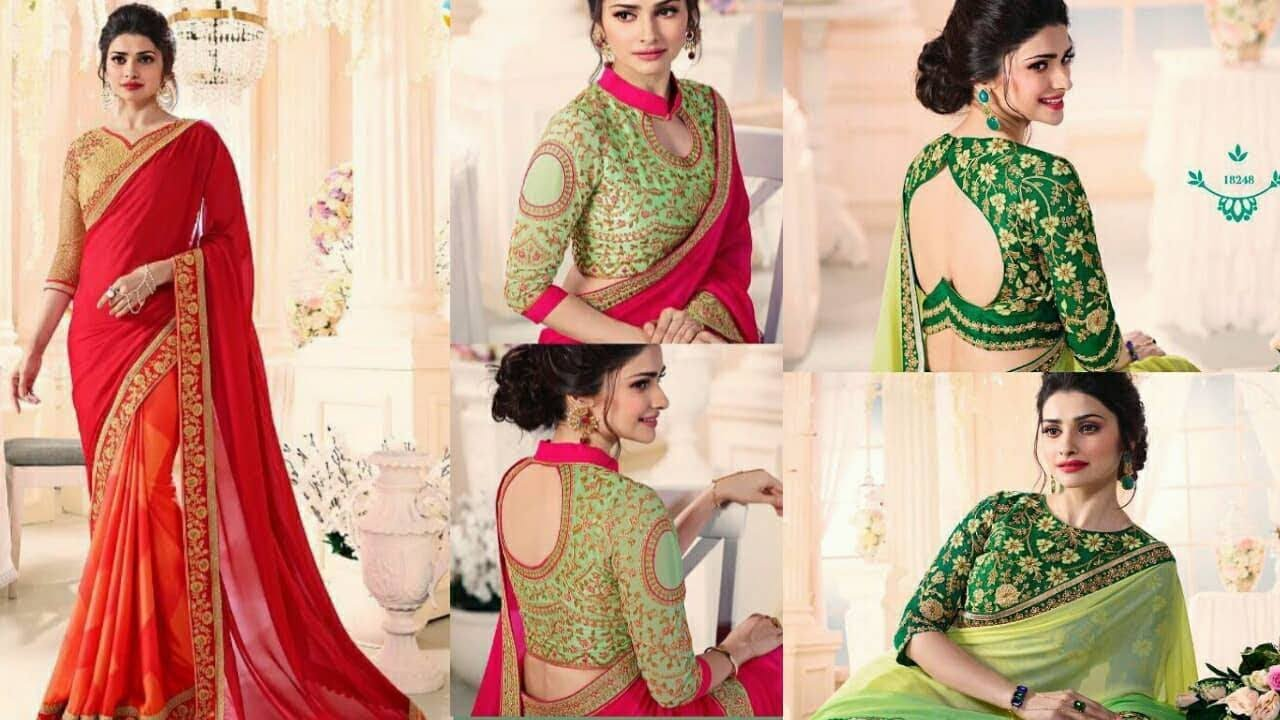 images of latest designer blouses for sarees best