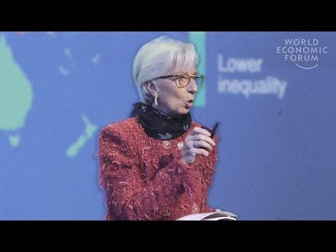 Christine Lagarde: Young People Might Not Recover