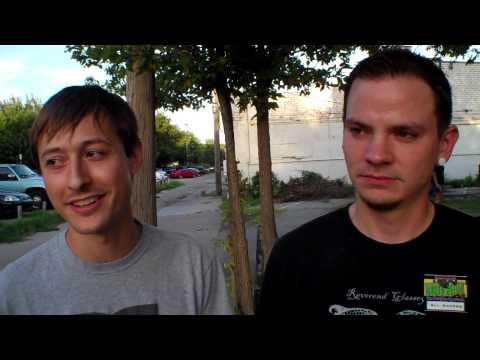 NEW IMPERIALISM & Jiggy at OZ Cafe in Wichita, KS  07/30/10