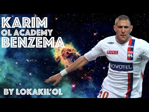Karim Benzema | OL Academy