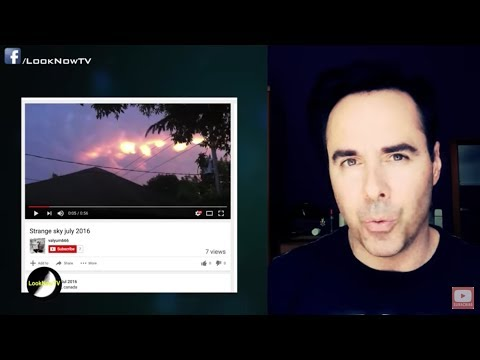 Best UFO Sightings 2016! SPACE To EARTH UFOs Caught On Camer