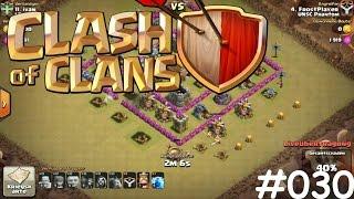 Let's Play Clash of Clans #030 [Deutsch] [HD] [PC] - Ganz viele Ck Angriffe