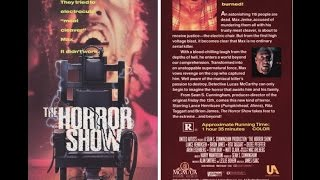 The Horror Show (1989) Movie Review