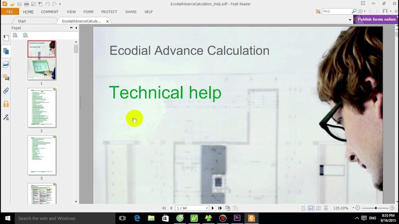 ecodial 3.4 gratuit