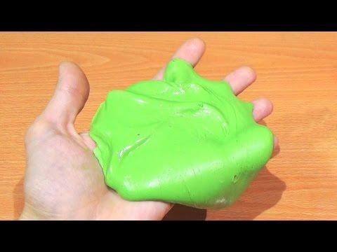 Как сделать лизуна антистресс своими руками фото 122