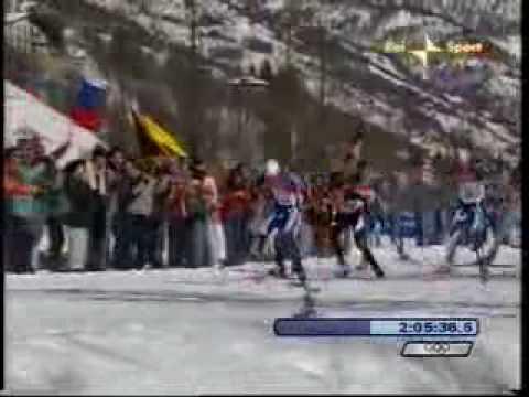 Giorgio Di Centa - Oro olimpico a Torino 2006