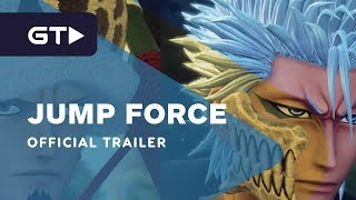 Jump Force - Law and Grimmjow Official DLC Trailer