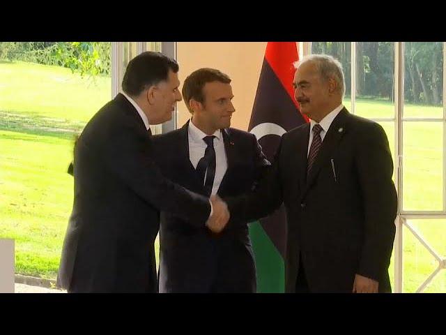 Межливийский диалог в Париже