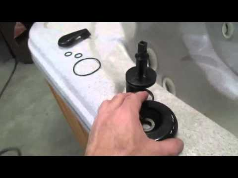 Diverter Valve Parts Information American Spa Parts Hot Tub How To