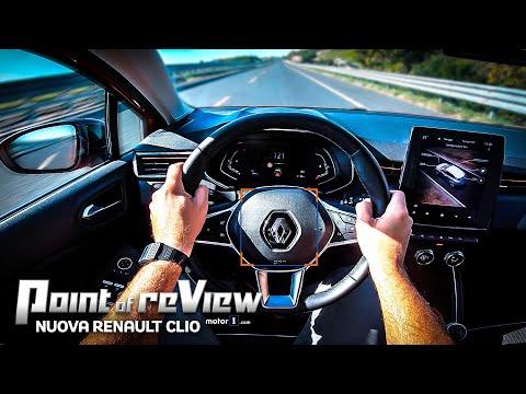 Nuova Renault Clio   Quanta qualità c'è? POV test drive