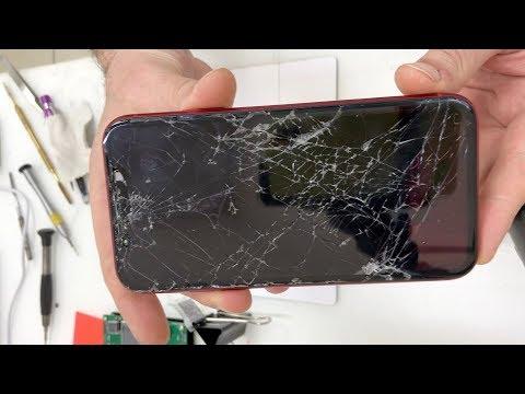 Замена экрана на iPhone XR