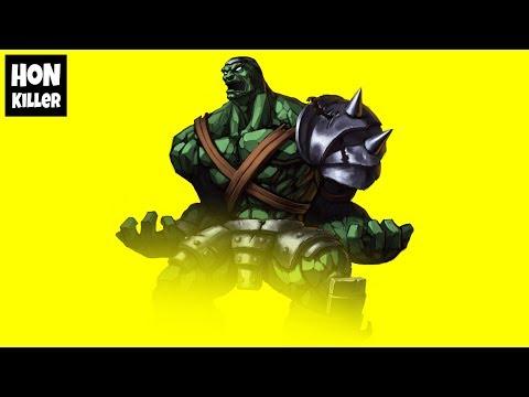 HoN Pebbles Gameplay - MiddIe``No1 - Legendary