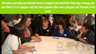 GenR8 Change Community Workshop summary