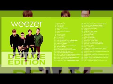 """Weezer - """"Weezer (Green Album): Deluxe Edition"""" [Full Fan Album]"""