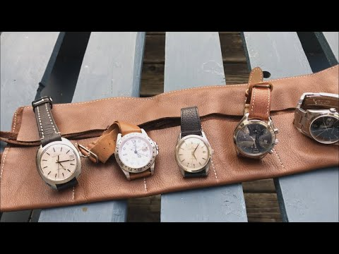 My Watch Collection - State of the Collection - Fall 2017