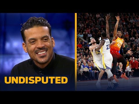 Matt Barnes discusses if the Warriors look vulnerable in the Western Conference | NBA | UNDISPUTED