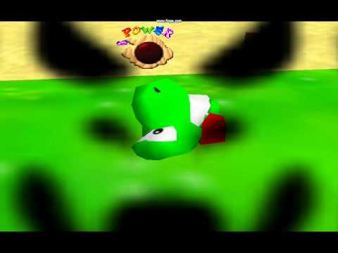 Yoshi commits suicide in Super Mario 64 (Part 1) - YouTube | 480 x 360 jpeg 9kB