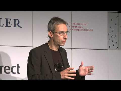 re:publica 2013 - Volker Grassmuck: Von Television zu WikiVision: Mediale Grundversorgung von allen on YouTube